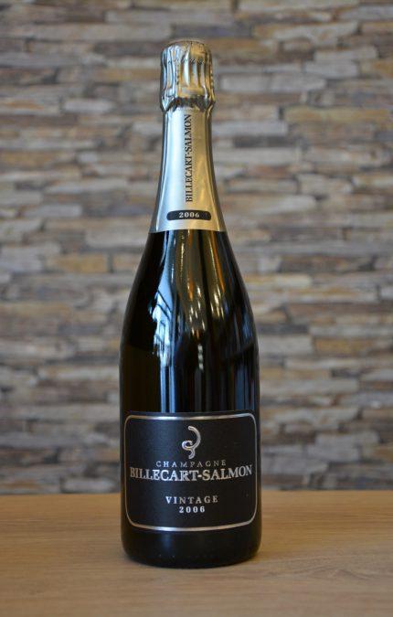 Champagne extra brut vintage 2006 Billecart Salmon